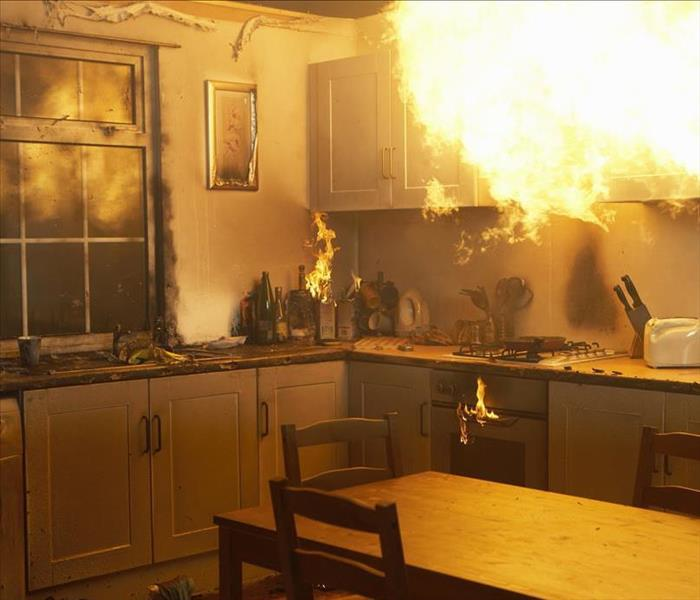 Fire Damage How SERVPRO Handles The Most Challenging Odors After An Orlando Fire