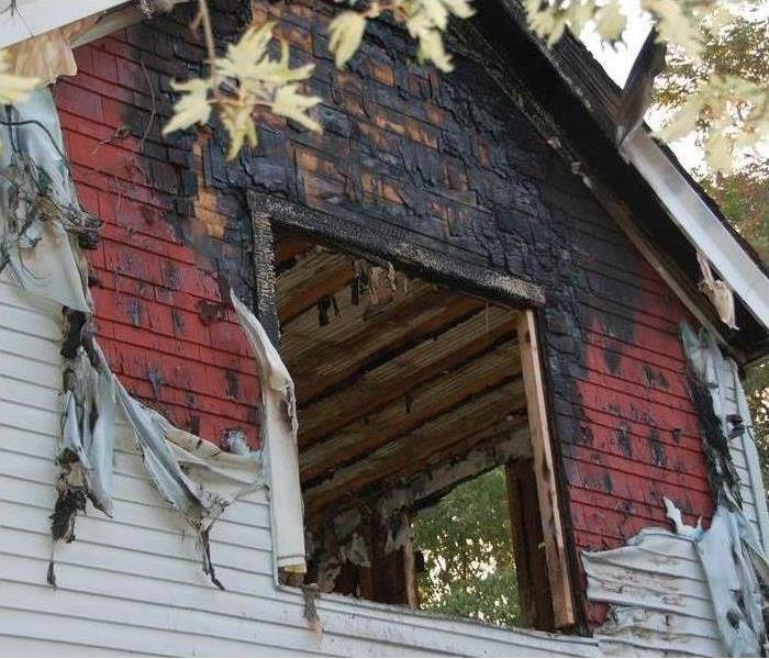 Why SERVPRO When You Have Fire Damage In Your Ocoee Home Call The Professionals